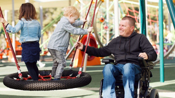 The ABLE Act provides for accounts similar to 529 plans for disability-related expenses.