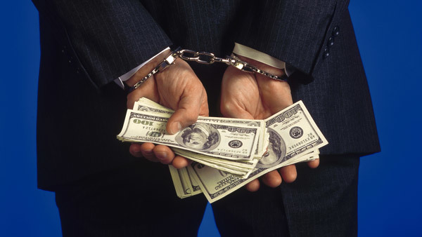 The CEO of 54Freedom was arrested on charges of fraud and money laundering.