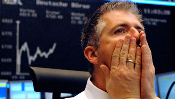 Bad day for the markets? (Photo: AP)