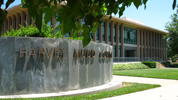 Harvey Mudd College in Claremont, California. (Photo: Wikimedia Commons)