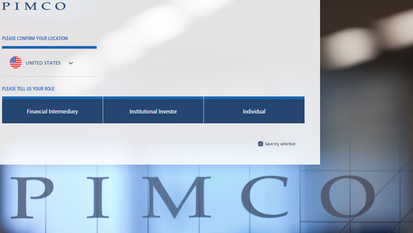 PIMCO Website