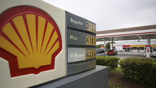 Shell Gas Station (Photo: AP)