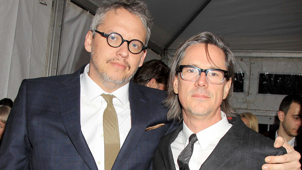 """The Big Short"" director Adam McKay, left, and screenwriter Charles Randolph."