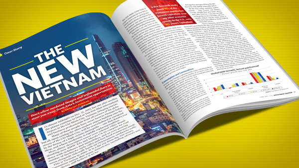 Asia, and Vietnam in particular, offers investors opportunities for growth.