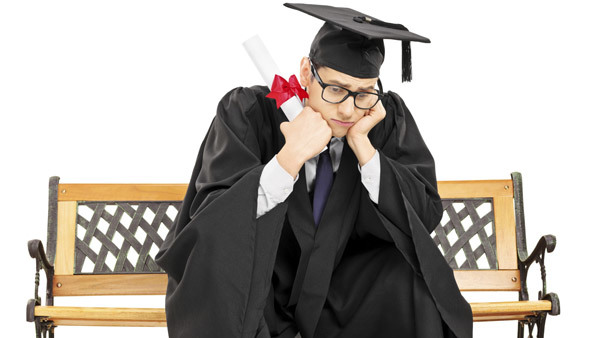 The average student debt of recent college students is $31,000, CRR says.