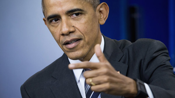 "Obama calls cybersecurity one of the nation's ""most important national security challenges."" (Photo: AP)"