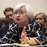 Is Yellen Prepping for Rate Cut or Saying 'Nothing Alarmist'?