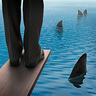 Crowdfunding and Peer Lending: Time to Swim With the Sharks?
