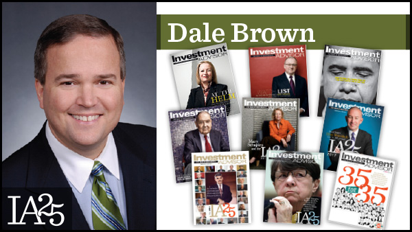 Dale Brown, Financial Services Institute