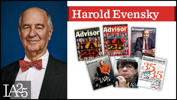 Harold Evensky, Evenksy & Katz/Foldes Financial
