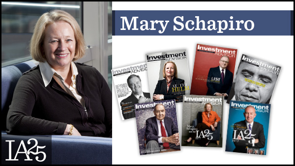Mary Schapiro, Securities and Exchange Commission