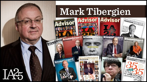 Mark Tibergien, Pershing Advisor Solutions
