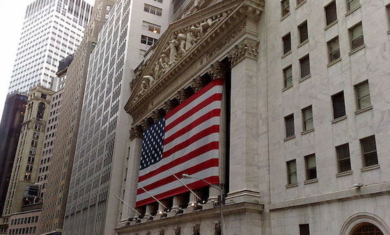 New York Stock Exchange. (Photo: Wikimedia Commons)