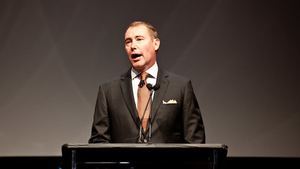 """I don't like investments where if you're right you don't make any money,"" Gundlach said."