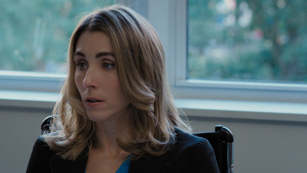 Sarah Megan Thomas as Erin Manning. (Photo courtesy of Sony Pictures Classics)