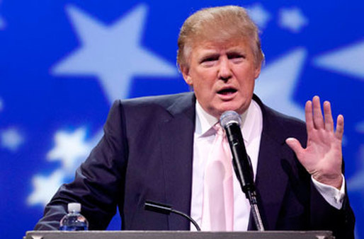 Donald Trump has an ambitious tax reform plan, but will some Republicans balk? (Photo: AP)