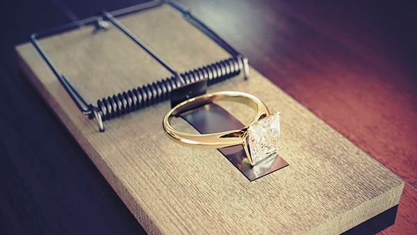 Here Are Some Risks To Keep In Mind With Volatile Valuables Like Jewelry