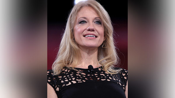 Voters have been telling pollsters for decades that they want an outsider, Conway says.