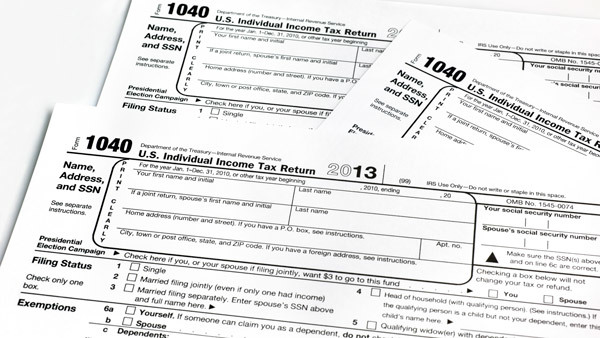 The IRS has released tax brackets for 2017.