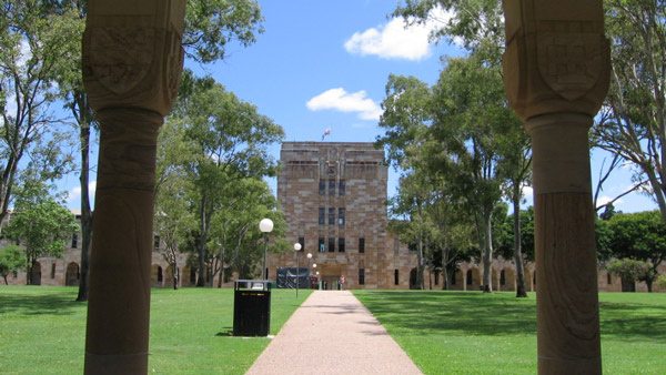 The University of Queensland Campus. (Photo: Wikimedia Commons)