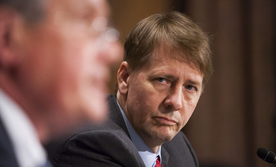 CFPB Director Richard Cordray. (Photo: Diego M. Radzinschi/NLJ)
