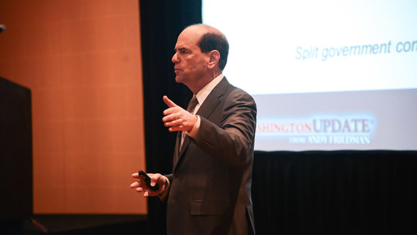 Former tax attorney Andy Friedman.