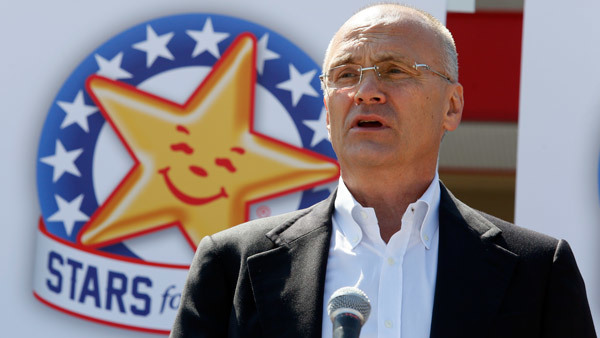Support for Andrew Puzder to run the Labor Department appears to be wavering. (Photo: AP)