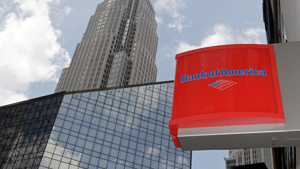 Bank of America headquarters (Photo: AP)