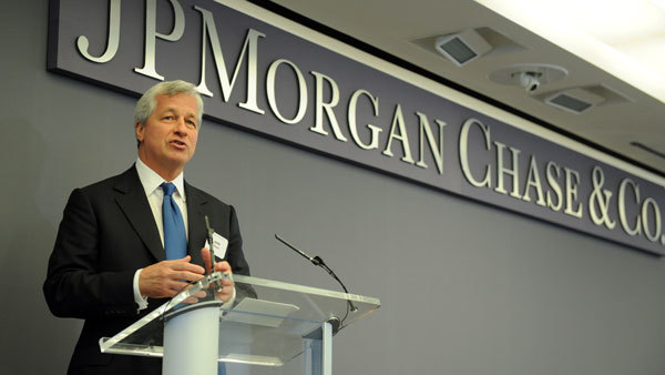 Jamie Dimon of JPMorgan Chase (Photo: AP)