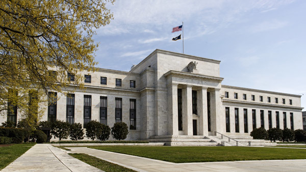 Federal Reserve headquarters in Washington. (Photo: AP)