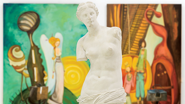 Fine art investment is more widespread than many advisors realize.