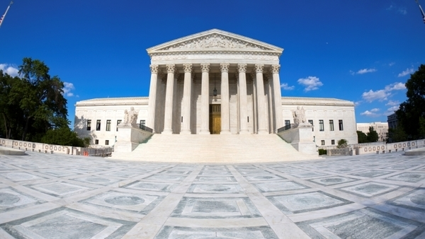 U.S. Supreme Court (Photo: Shutterstock)
