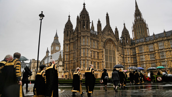 Westminster Abbey (Photo: AP)