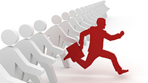 Beating the competition (Image: Thinkstock)