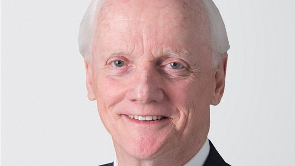 Frank Keating (Photo: Holland & Knight)