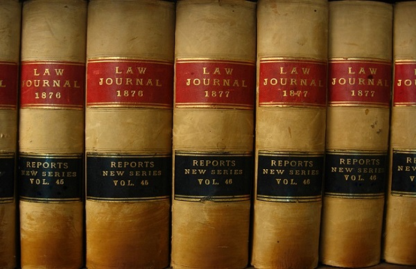 Law books (Photo: Thinkstock)