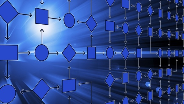 Abstract flowing data (Image: Thinkstock)