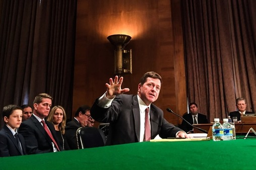 SEC Chairman Jay Clayton. (Photo: NLJ)