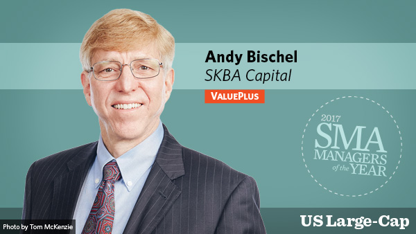 Andy Bischel, SKBA Capital, US Large-Cap ValuePlus