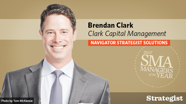 Brendan Clark, Clark Capital Management Strategist Navigator Strategist Solutions