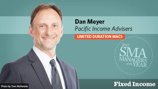 Dan Meyer, Pacific Income Advisers Fixed Income  Limited Duration MACS