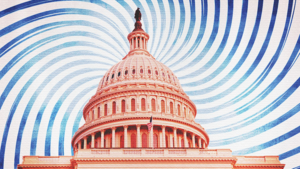 Lobbyists descended on Washington in June to hold annual lobbying days.