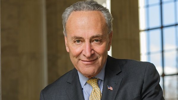 Senate Democratic Leader Chuck Schumer, D-N.Y. (Photo: Schumer)