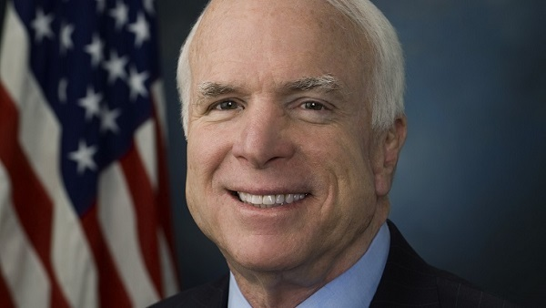 Sen. John McCain, R-Ariz. (Photo: McCain)
