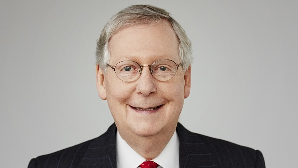 Senate Majority Leader Mitch McConnell (Photo: McConnell)