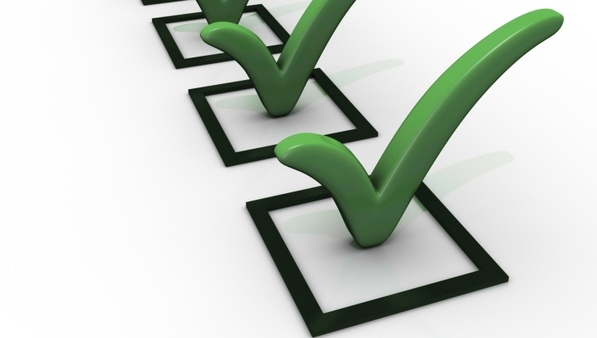 Checklist (Image: Thinkstock)