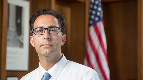 Judge Vince Chhabria (Photo: Jason Doiy/The Recorder)