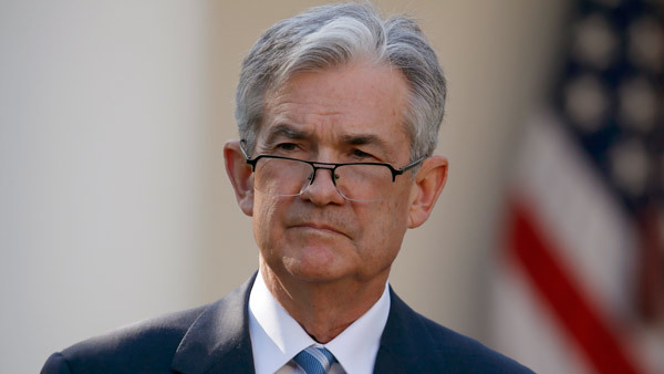 Powell is a former Treasury Department official who spent much of his career outside government. (Photo: AP)