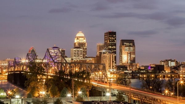 Louisville, Kentucky (Photo: Thinkstock)