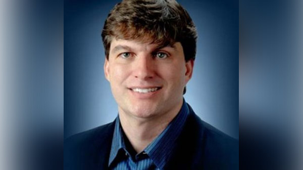 Michael Burry, American physician, investor and hedge fund manager.